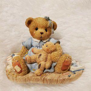 Cherished Teddies Bear Figurine Wendy